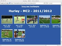 Merel's Hurley Website